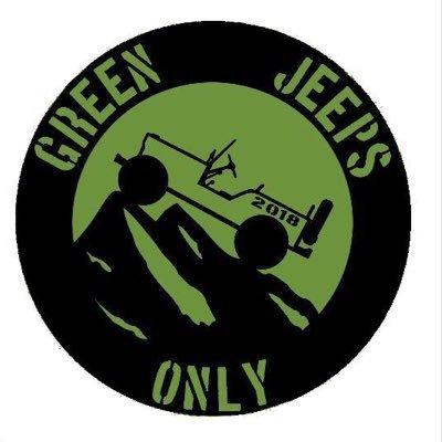 GreenJeepsOnly