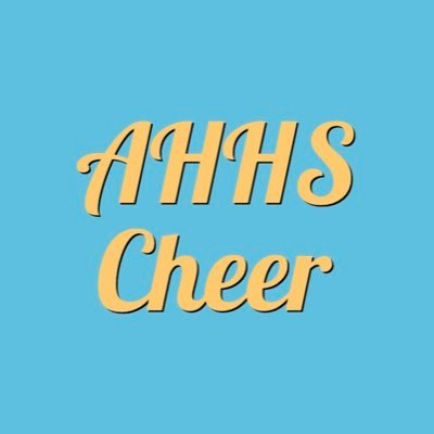 AHHS Cheerleaders (@AyyHeightsCheer )