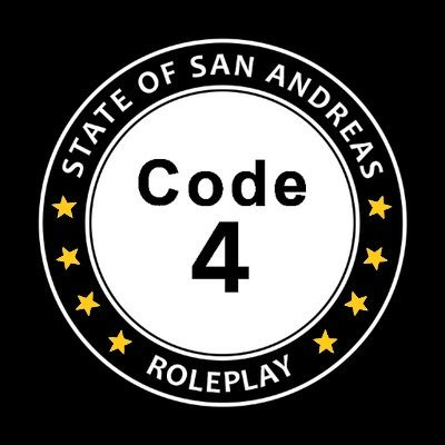 Code 4 Roleplay on Twitter: