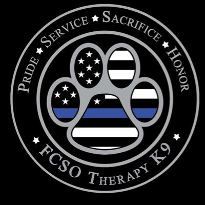 FCSO Therapy K9