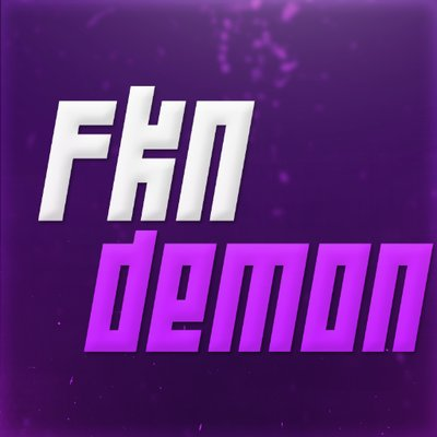 FKN DEMON on Twitter: