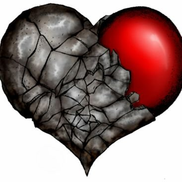 Image result for stone heart