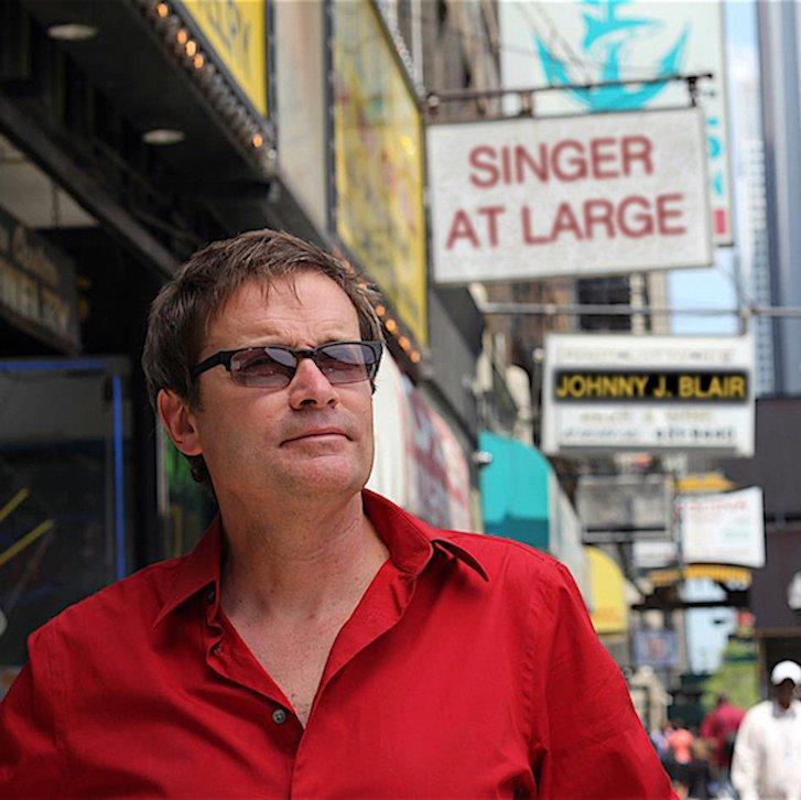"Johnny J. Blair ""Singer at Large"""