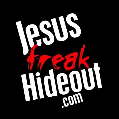 Jesus Freak Hideout RSS Feed
