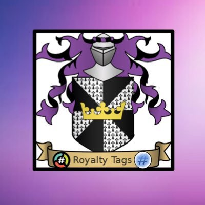 👑  Royalty Tags   👑