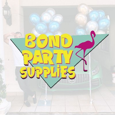 Bond Party Supplies on Twitter: