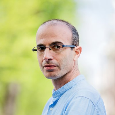 Yuval Noah Harari (@harari_yuval) Twitter profile photo