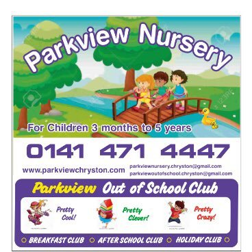 Parkview Nursery Chryston