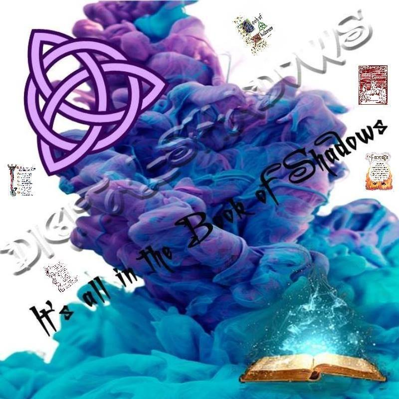 Charmed Book of Shadows Pages (@DigitalShadows1) | Twitter