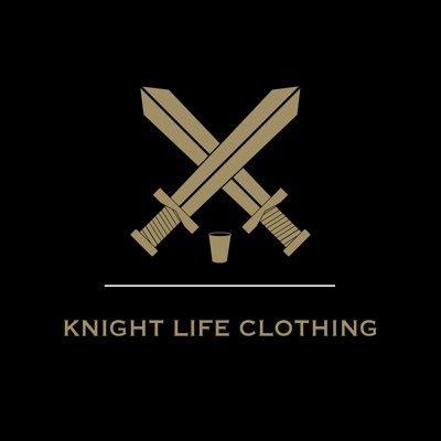 da1889d28b814b Knight Life Clothing ⚔ on Twitter