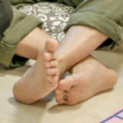 Kim Namjoon Shoe Size