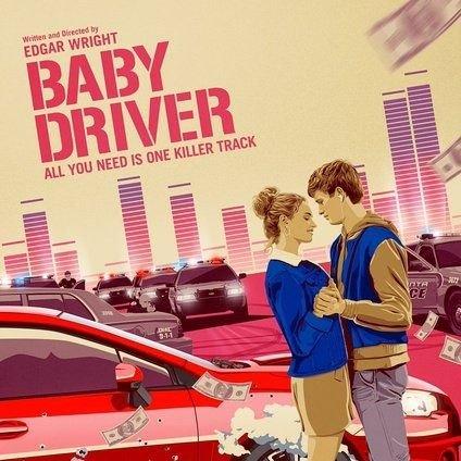 ダンボール BABY DRIVER