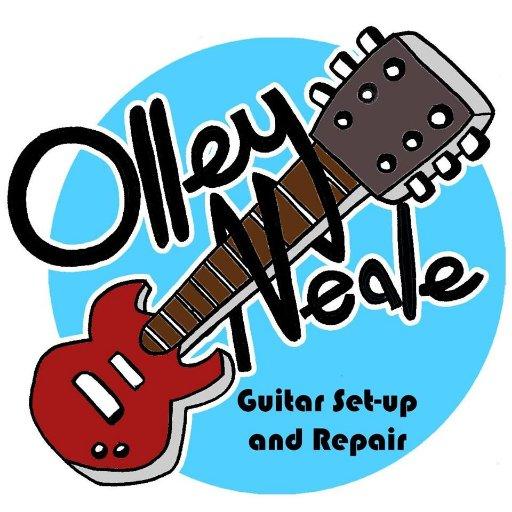 Olley Neale Guitar Repair