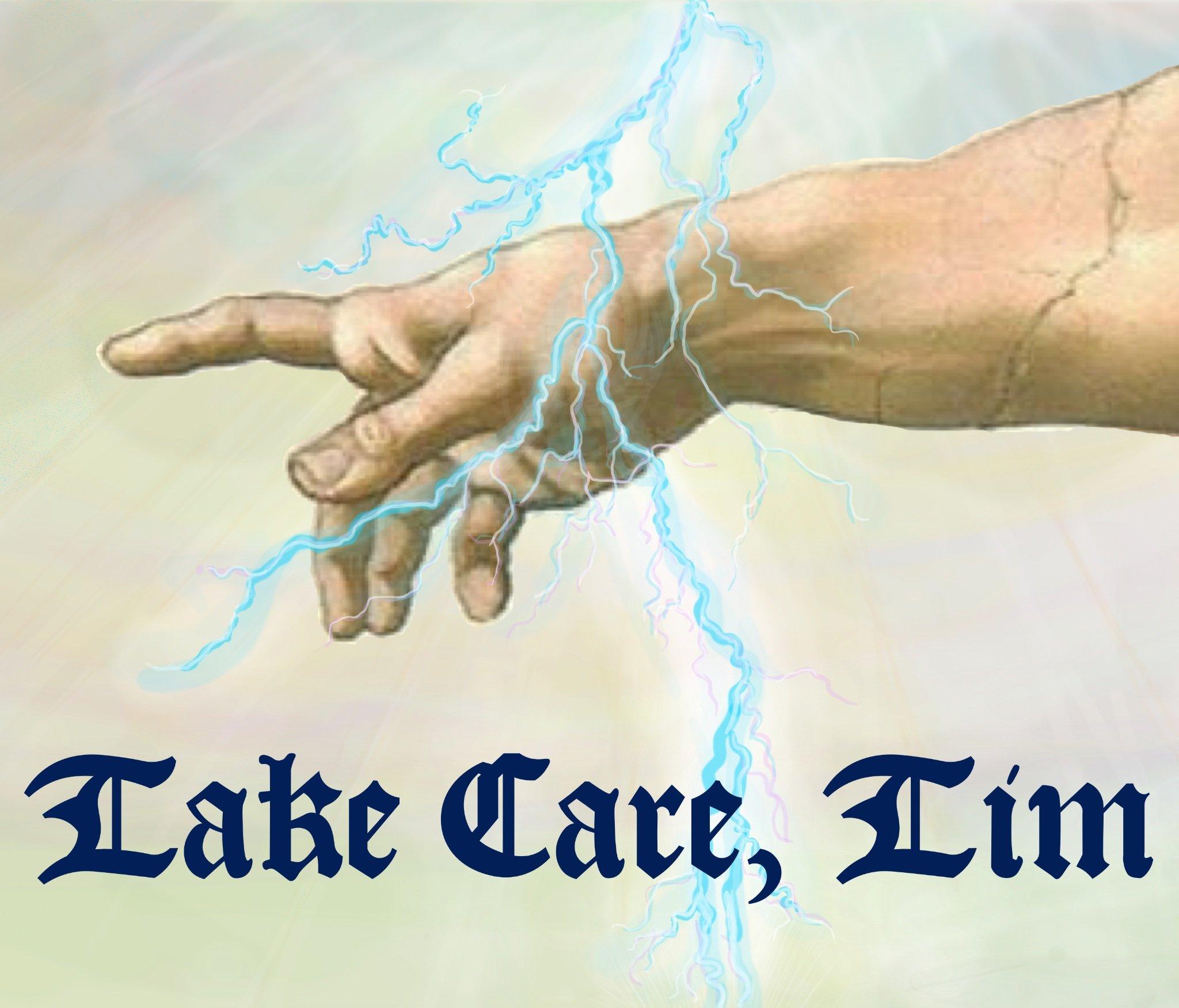 Take Care, Tim 🏳️🌈