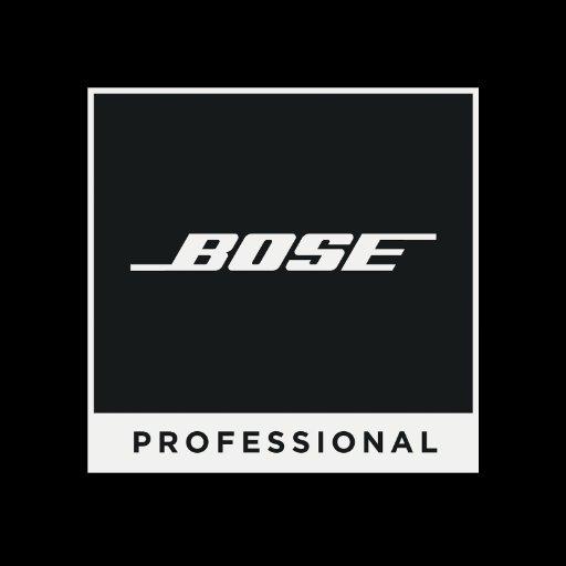 Bose Professional (@BosePro) | Twitter