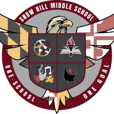 Snow Hill Middle School Library