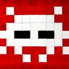 space invader images