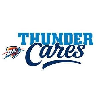 Thunder Cares