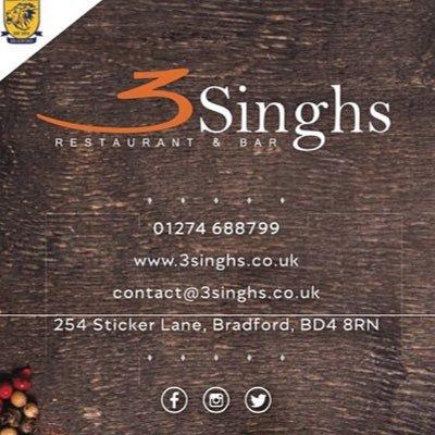 3 Singhs on Twitter: