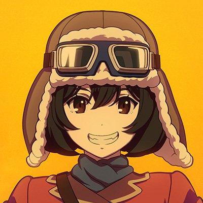 TVアニメ『荒野のコトブキ飛行隊』公式