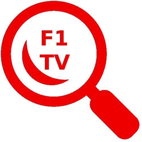 Search F1 TV 🔎📺