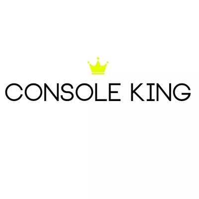 CONSOLE KING on Twitter: