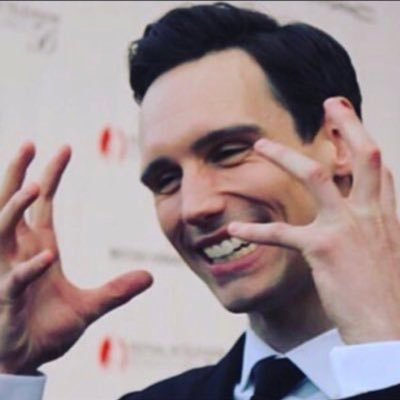 Twitter profile picture for Cory Michael Smith
