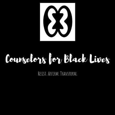 #Counselors4BlackLives (@Counselors4BL) Twitter profile photo