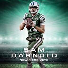 Sam Darnold fans on Twitter