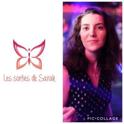 Les Sorties de Sarah 🎭🎶🎹🎥