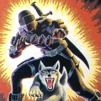 Classic G.I. Joe (@ClassicGIJoe) Twitter profile photo