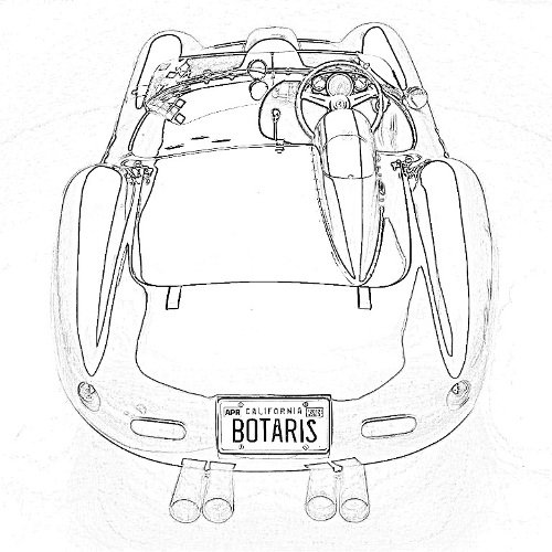 Georgiou-Botaris Automobile Couture