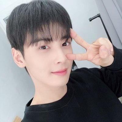 Cha Eun Woo on Twitter: