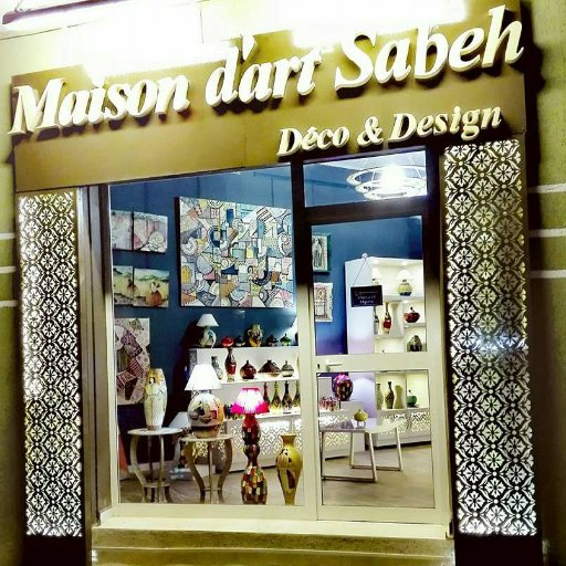 Maison d\'art Sabeh on Twitter: \