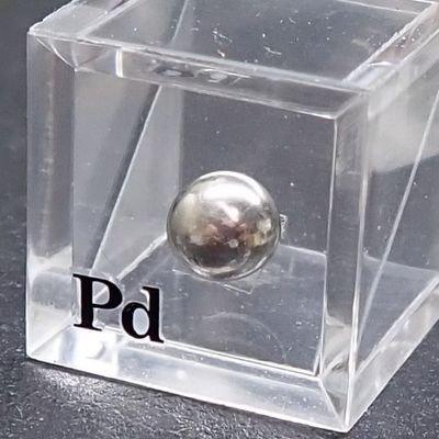 """元素研究班@理科大地科研 a Twitter: """"dブロック元素です #実物元素 ..."""