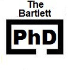 The Bartlett PhD