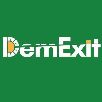 #DemExit ✊