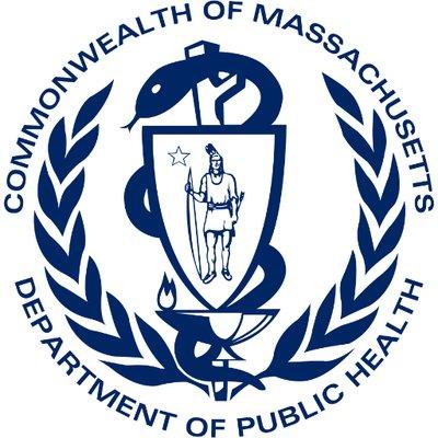 Image result for mass dph logo