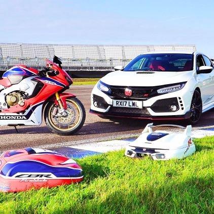 Honda UK PR