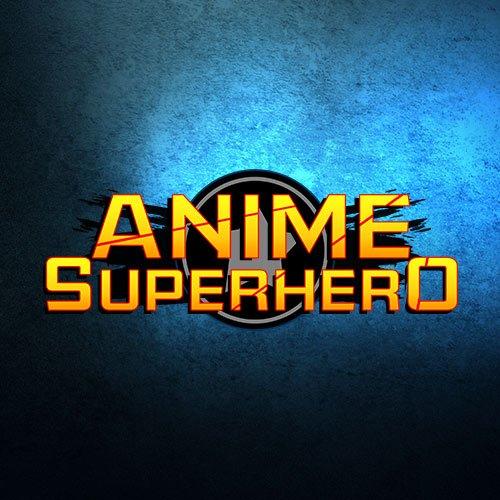 Anime Superhero