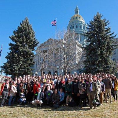 NASW Colorado (@NASWCO) Twitter profile photo