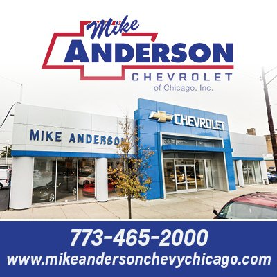 Mike Anderson Chevrolet Of Chicago >> Mike Anderson Chevrolet Chicago Machevychicago Twitter