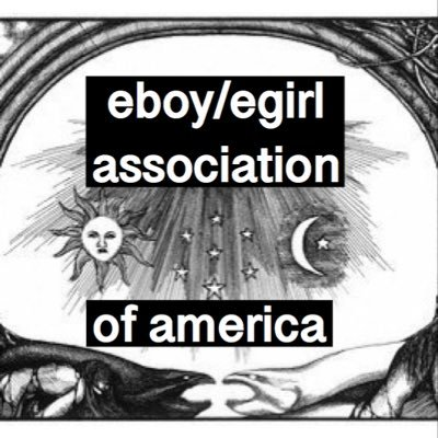 Eboy Egirl Association Eboy Egirlassoc Twitter
