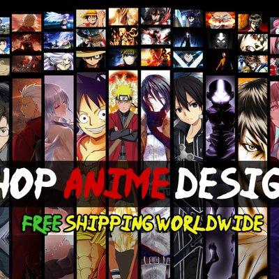 Anime Keyboard Caps