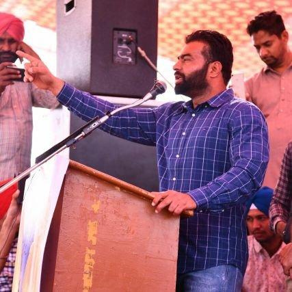 Lakha Sidhana reaches Punjab