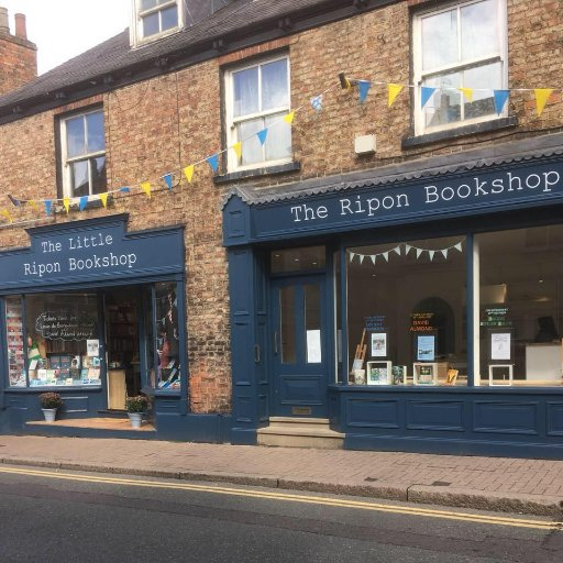 fd778e0140dfd Ripon Bookshop ( LitRiponBkshop)