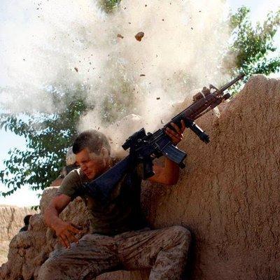 Combat Videos on Twitter: