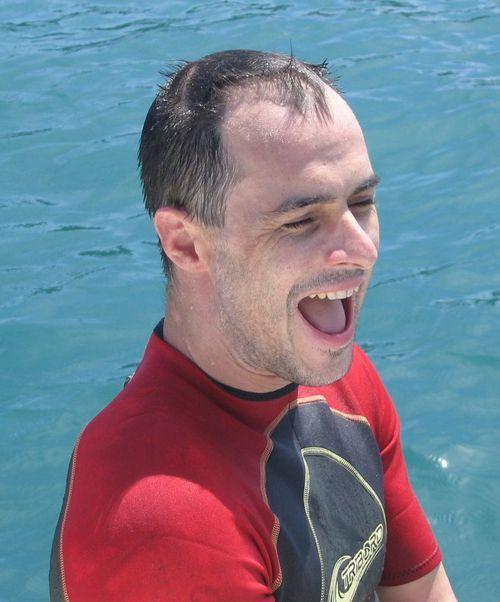 Laurent Duval (Channel diving & Amsterdam mist)