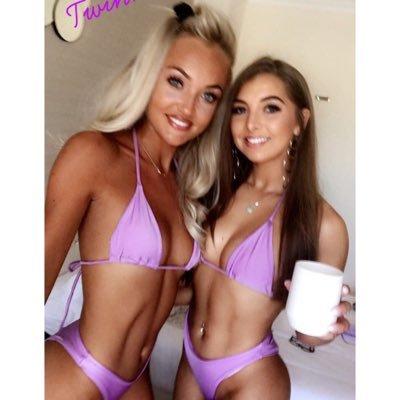 Extreme bikini wild girls