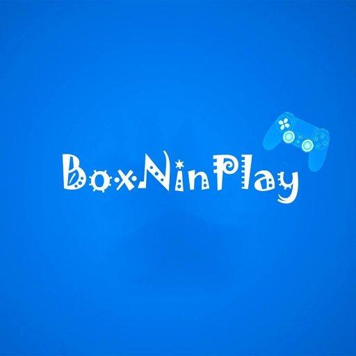 BoxNinPlay on Twitter: